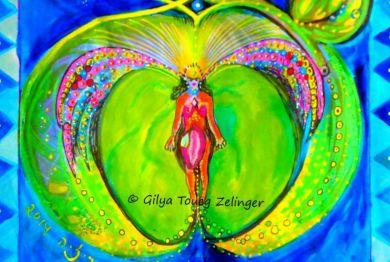 בנו גן העדן, בגני הד.נ.א בנו התפוח הפתוח לרוח ואנו המפתח להתפתחות התודעה החדשה